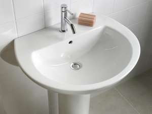 Moods Naples One Tap Hole Basin - 500mm