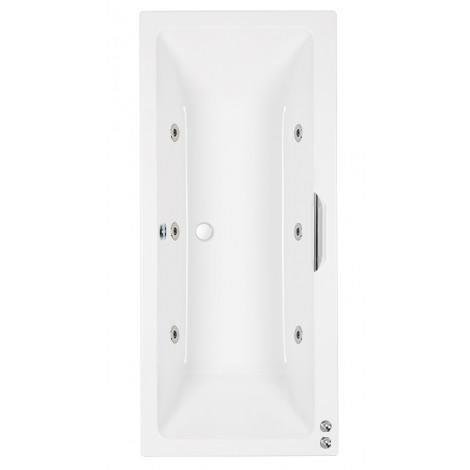Carron Quantum Integra Duo 1700x750 16 Jet Bath