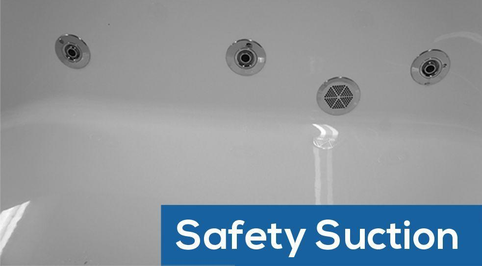Flush Whirlpool Suction
