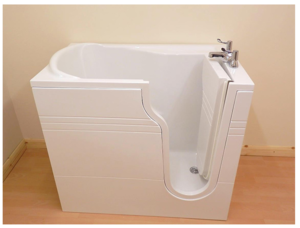 Eris RH Sit Down Walk In Spa Bath 1270 mm
