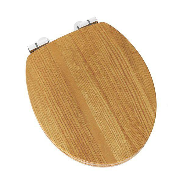Moods High Gloss Wood Toilet Seat