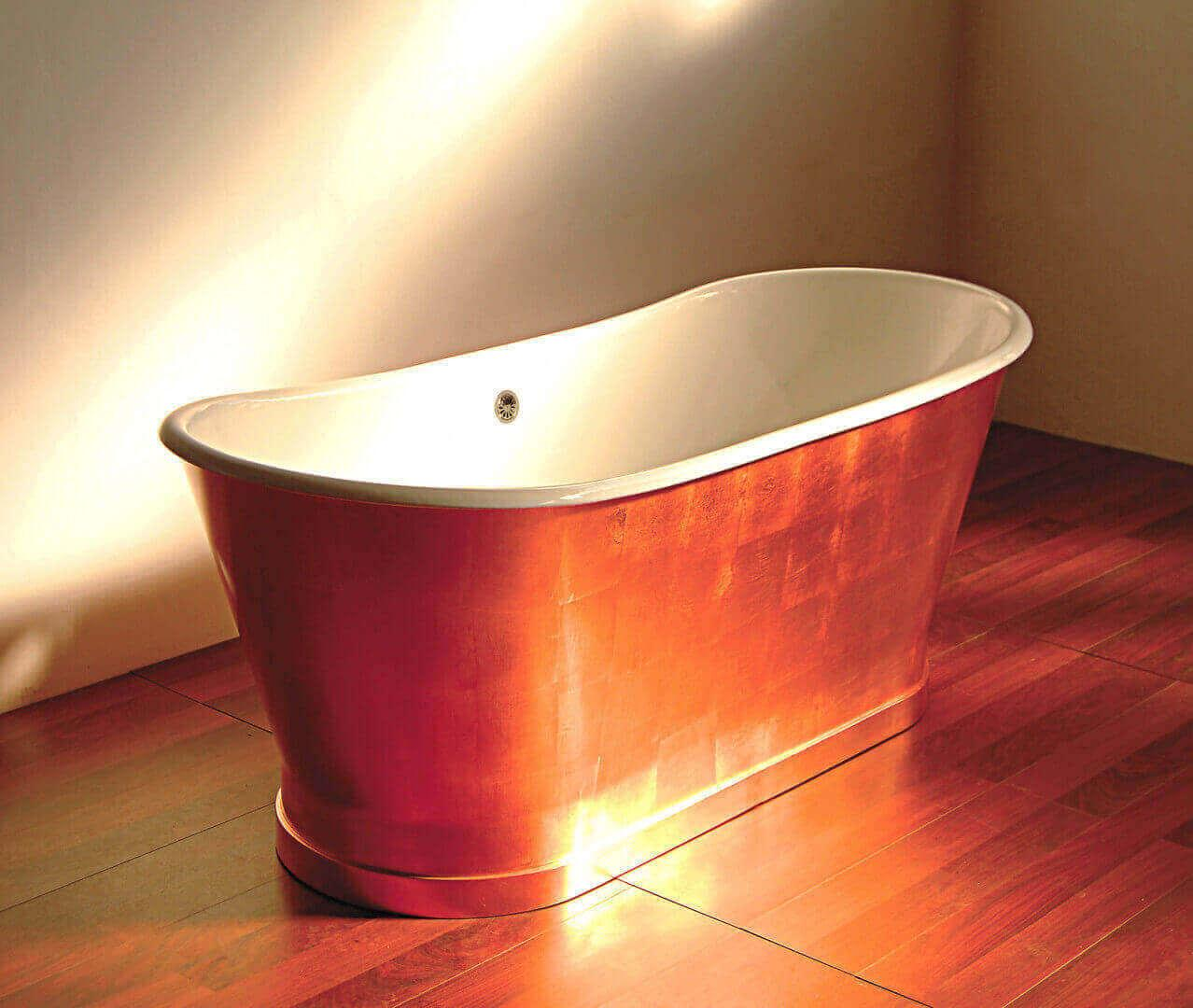 Kallista Archeo Copper Bathtub (£52,750)