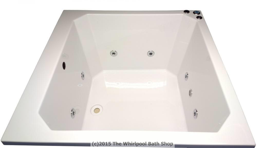 Whirlpool and Jacuzzi Baths