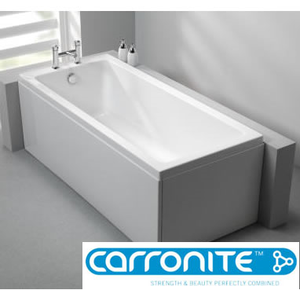 Carronite Quantum Bath End Panel