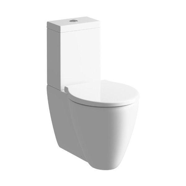 Moods Tarragon Close Coupled Toilet