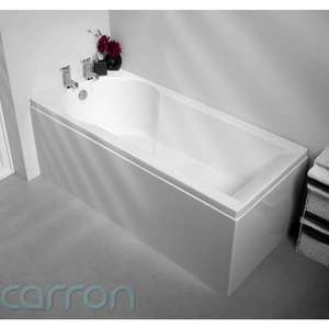 Carron Zone Whirlpool Shower Bath