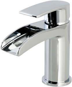 Vigo Mono Basin Mixer with Waste