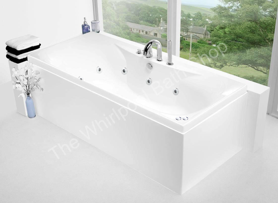 Carron Equity 1700 mm Whirlpool Bath