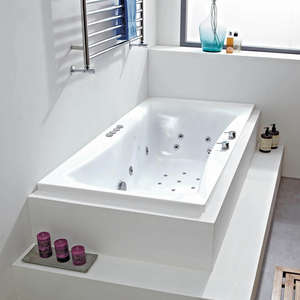 Cassiopeia 14 Jet Whirlpool Bath  | 2 Sizes