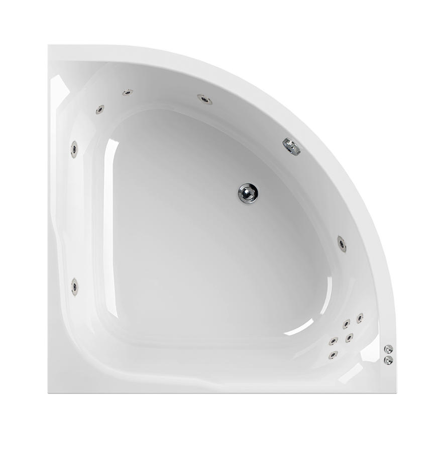 Aquaestil Satellite 11 Jet Whirlpool Bath