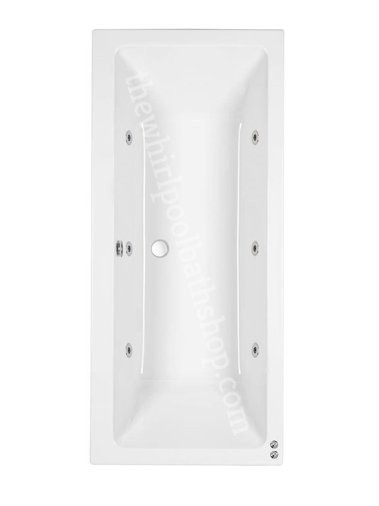 Carron Quantum Duo 1700 x 750 6 Jet Bath