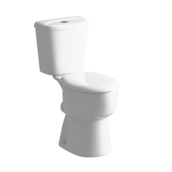Moods Saffron Close Coupled Toilet with Soft Close Seat