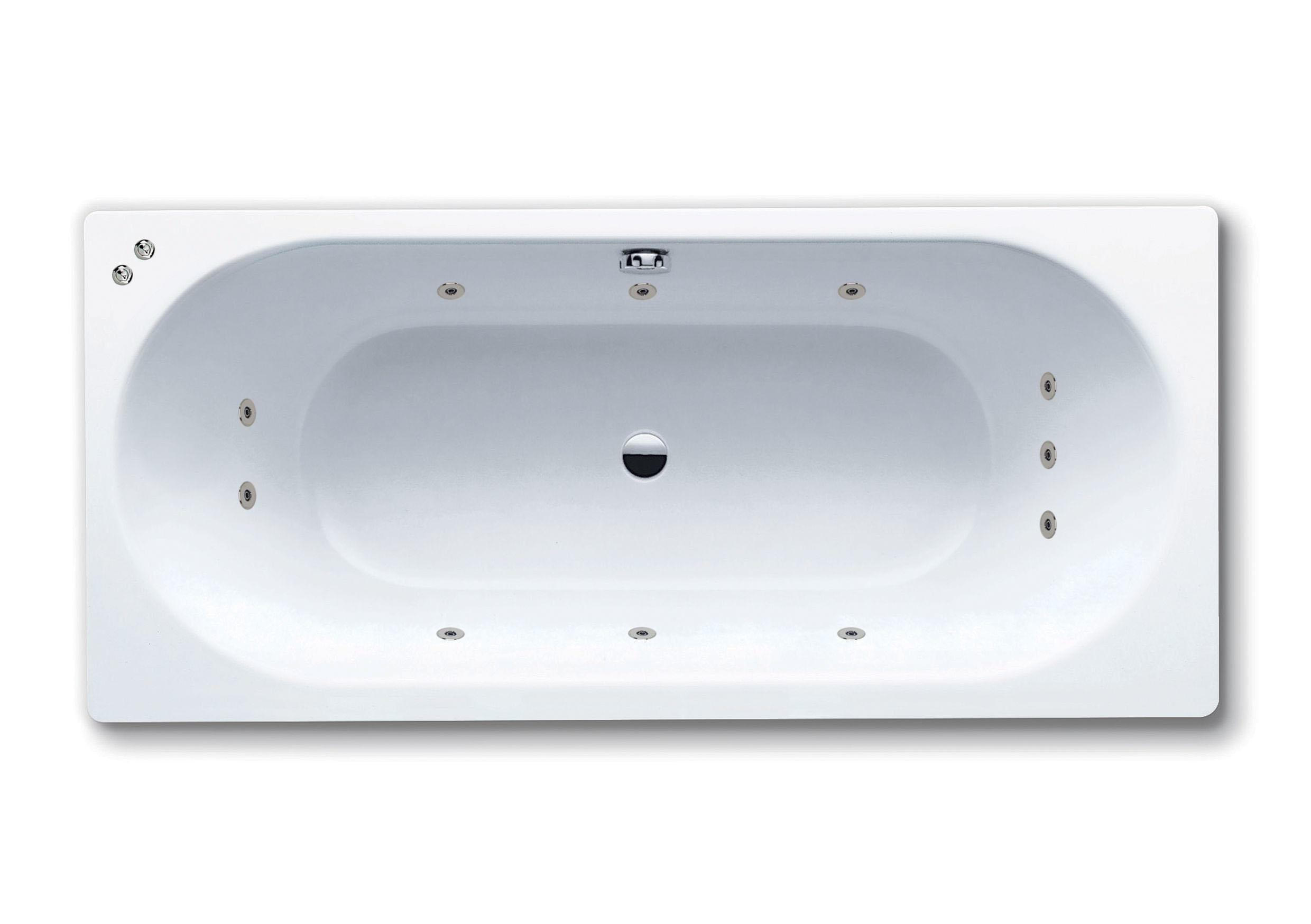 Kaldewei Classic Duo Double Ended 6, 8 & 11 Jet Whirlpool Bath