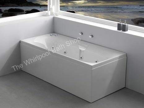 Carron Echelon 1800 x 800 mm Whirlpool Bath