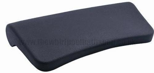 Luxurious Bath Pillow - Black