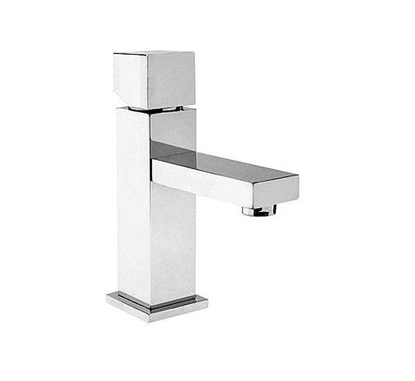 Hudson Reed Kubix Single Lever Mono Basin Mixer Tap PA355