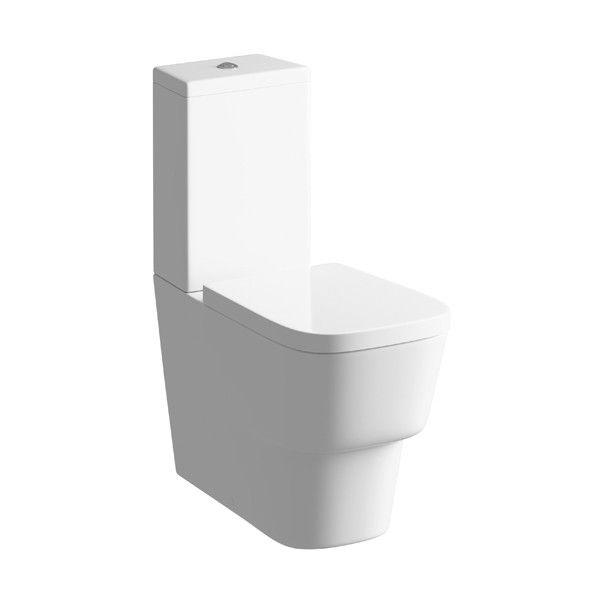 Moods Amyris Close Coupled Toilet & Seat