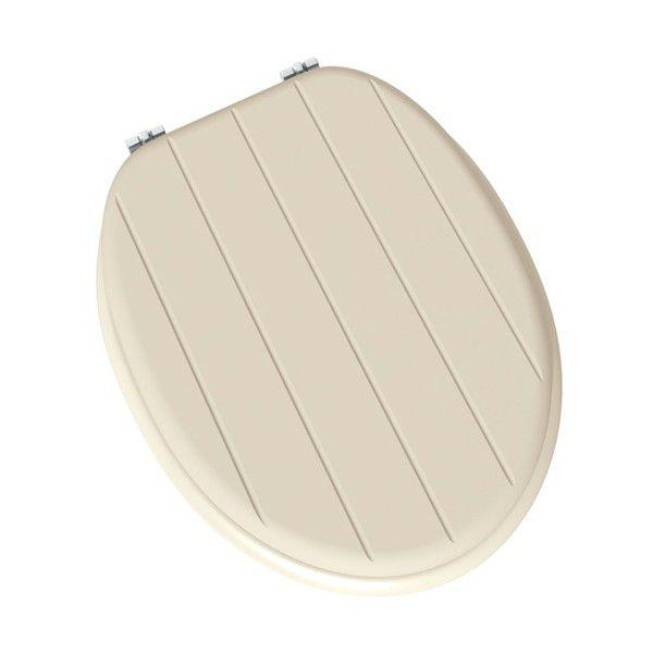 Moods Picasso Ivory Standard Toilet Seat