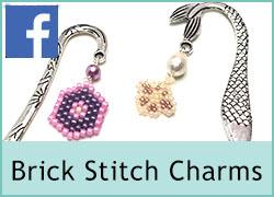 Brick Stitch Charms - 19th September