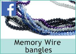 Memory Wire bangle - 30th October