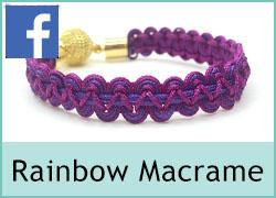 Rainbow Macrame - 22nd March