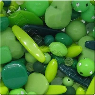 Acrylic Opaque Mix - Green