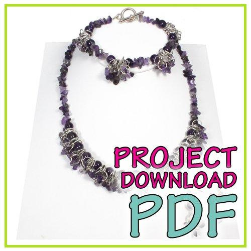 Cora Necklace - Download Instructions