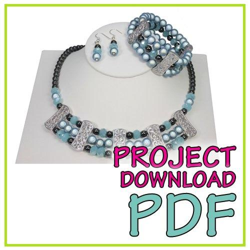 Regency Necklace - Download Instructions