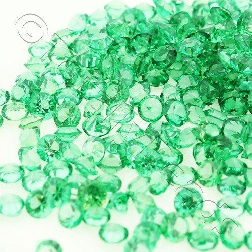 Resin Crystals 2mm - Green