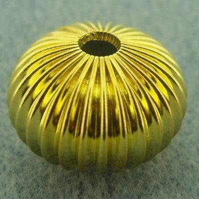 Watermelon - Aspirin 12x6mm - Gold
