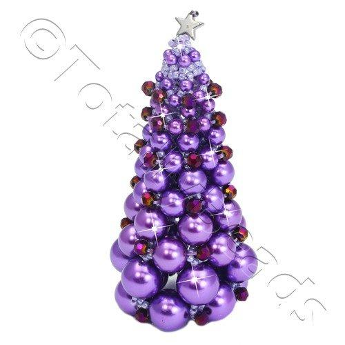 Christmas Tree Kit - Purple