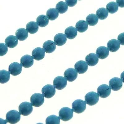 Ball Chain 1.5mm - Blue - 1m