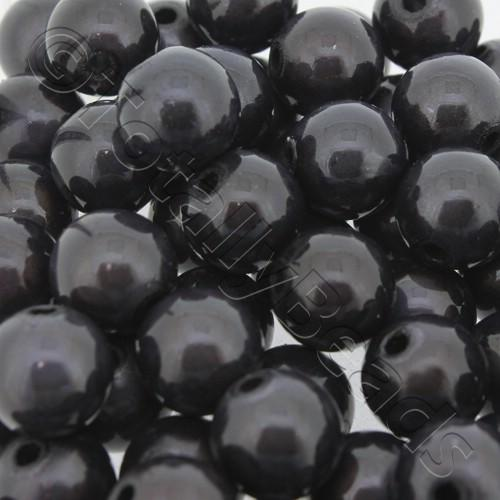 Miracle Beads - 10mm Round Grey