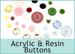 Acrylic & Resin Buttons