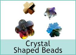 Crystal Shaped Beads