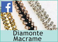 Diamonte Macrame - 10th August