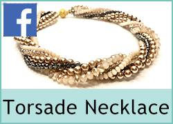 Torsade Necklace - 18th January
