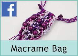 Macrame Bag - 24th February