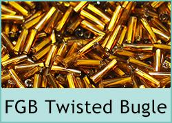 FGB 6mm Twisted Bugles