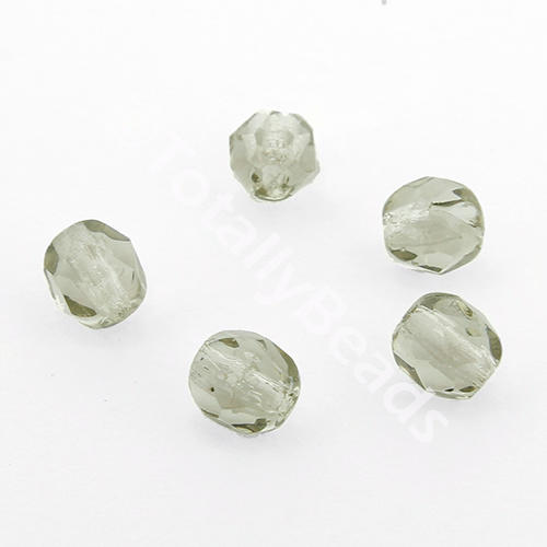 Firepolished 4mm 100pcs
