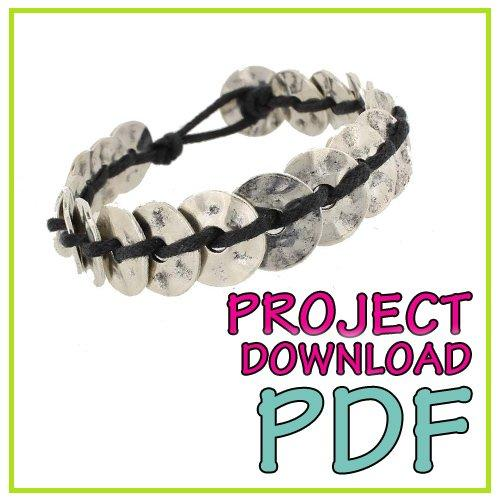 River Disc Bracelet - Download Instructions