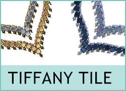 Tiffany Tile Necklace