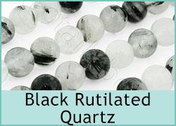 Black Rutilated Quartz