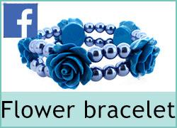 Flower Bracelet - 1st June