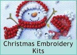 Embroidery Christmas Kits
