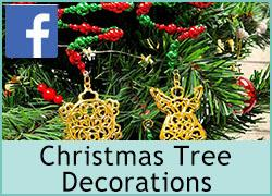 Christmas Tree decorations - 16th December
