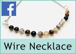 Wire Necklace - 22nd January