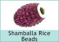 Shamballa Rice Bead