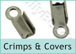 Crimps and Crimp Covers