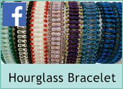 Hourglass Bracelet - 17th June